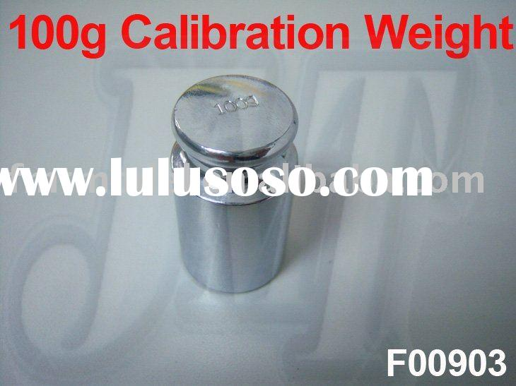 Brand New 100g Gram Calibration Weight for Digital Pocket scale F00903 + accept Paypal