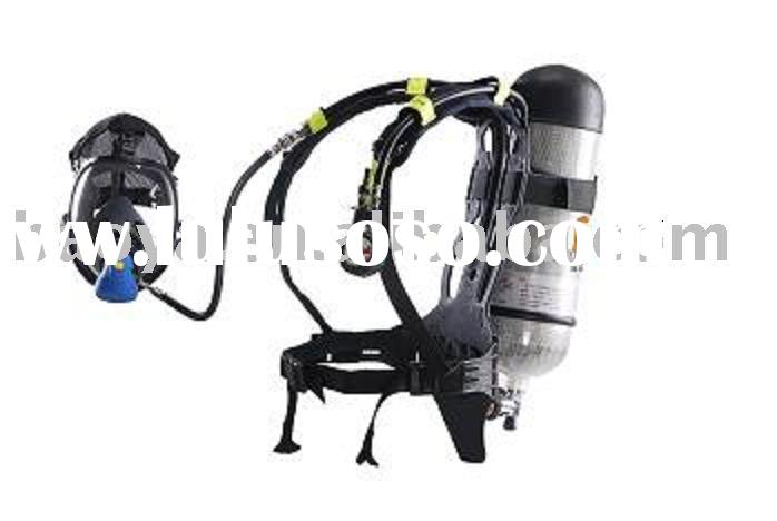 Breathing apparatus, Full mask, emergency escape breathing apparatus