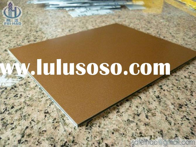Bronze Aluminum Composite Panel (ACP)
