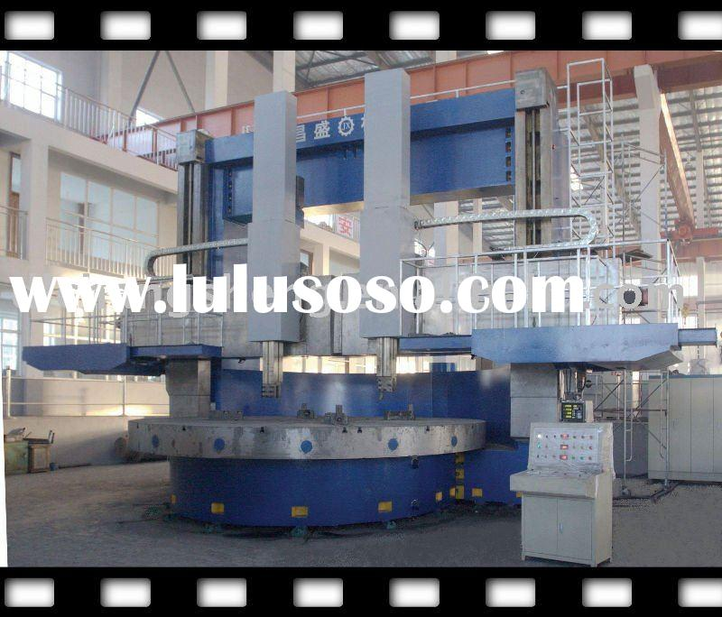 C5250Q double-column vertical lathe machine / vertical lathe / vertical turret lathe / turning lathe
