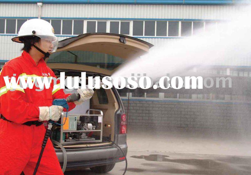 CNC 45L vehicle Mounted Water Mist Fire extinguisher