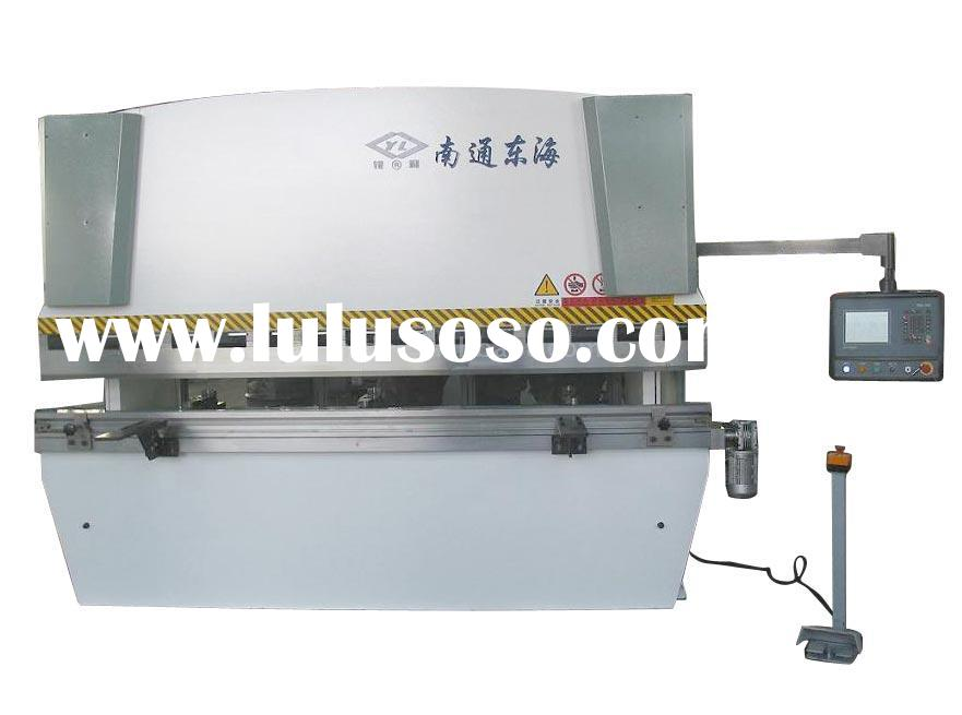 CNC Hydraulic Press Brake, press brake, plate bending machine