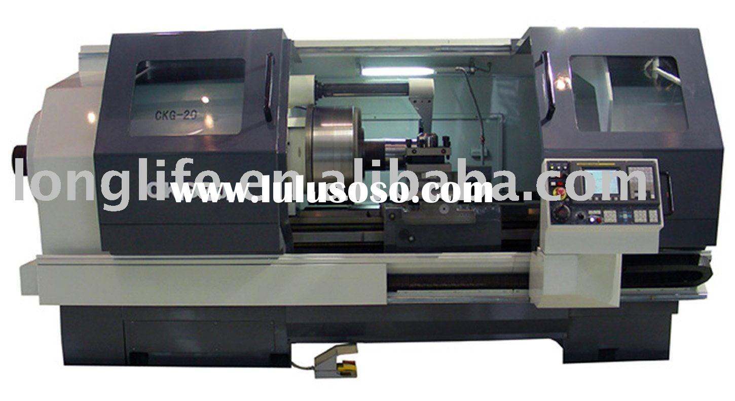 CNC Machine Tool/CNC lathe Machine/CNC Lathe /CNC spiral pattern lathe /Lathe Machine/CNC Pipe Threa
