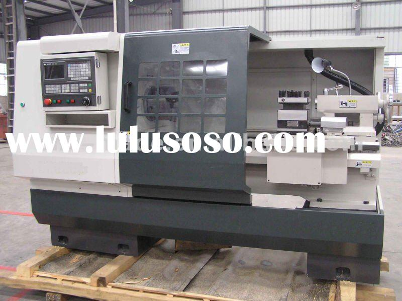 CNC horizontal lathe machine offer best price-CK6136/750