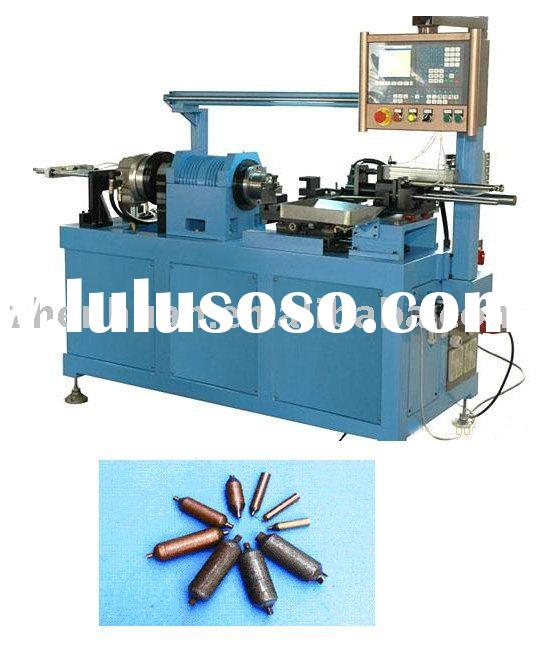 CNC metal spinning machine