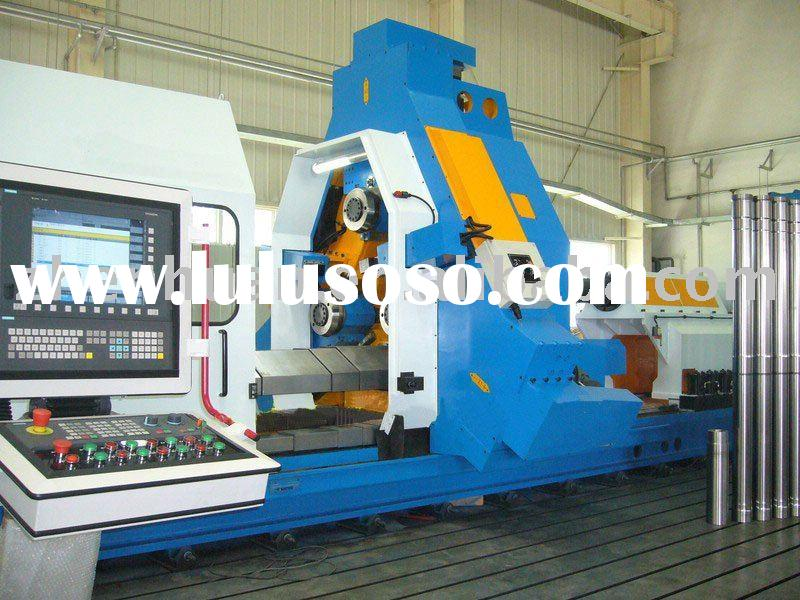 CNC metal spinning machine, metal flow forming machine,hot spinning machine