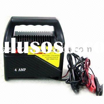 Car Battery Charger with 12V DC Output