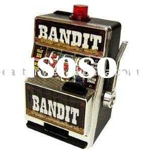 Casino Style Slot Machine,Bandit Slot Machine Savings Bank