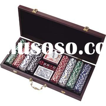 Casino & gambling accessories
