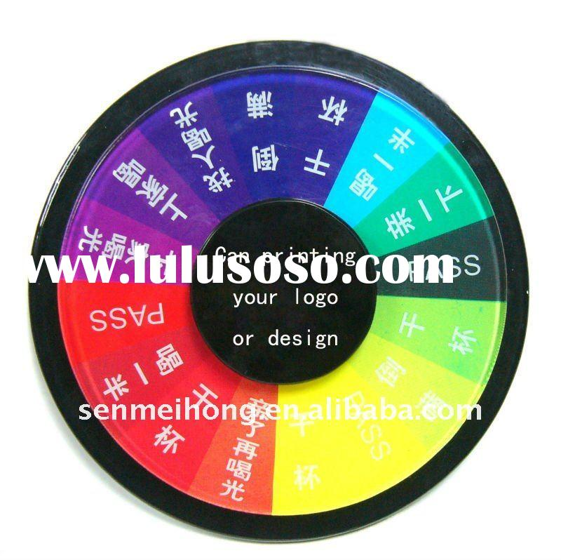 Casino roulette wheel game, gambling product