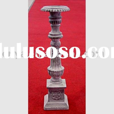 Cast Iron Candlestick Holder, Candle Stand, Home Decoration