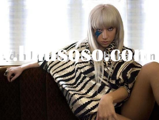 Celebrity wigs 100% Indian human hair wig
