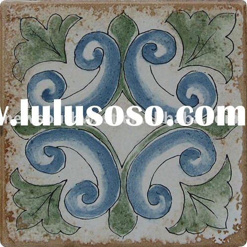 Ceramic Tile, Hand-painted Artistic tiles