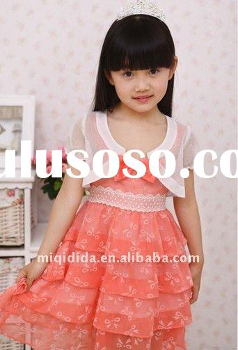 Children party dresses/2-12years old/latest design/OEM,wholesale