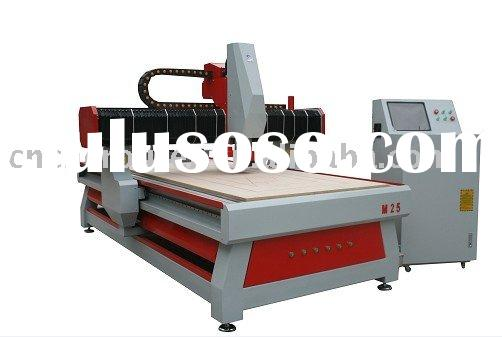 China Auto tool changer CNC router M25