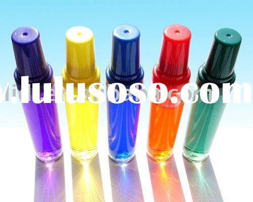 China pure colorful butane gas refill 18ml