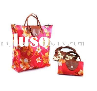 China red pattern shopping bag for promotion