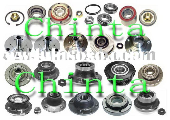 Citroen C3, C2 (drum brake) 02-05 wheel bearing kits and wheel hub units