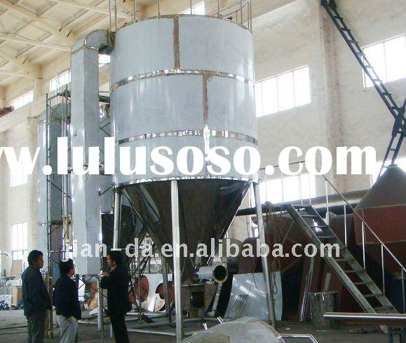 Coconut milk powder plant- spray dryer, spray drying machine, centrifugal spray dryer