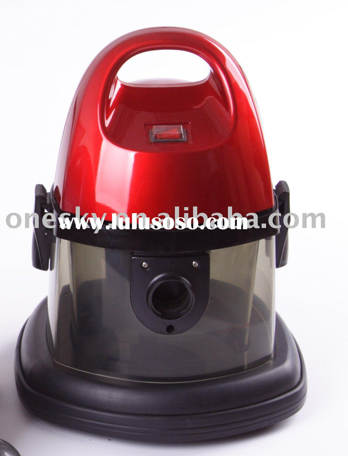 Compact Cyclone and Water Filter Vacuum cleaner