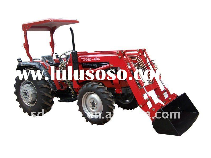 Compact Front End Loader for Tractor