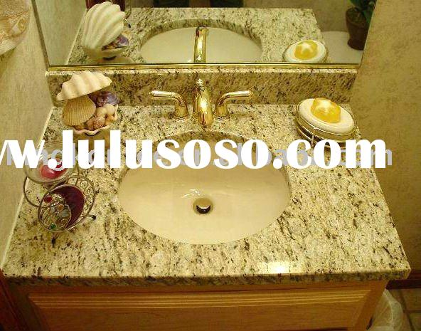 Composite acrylic solid surface bathroom vanity top