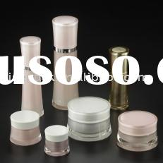 Cosmetic Wholesale Curve Acrylic Jars