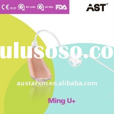 "DIgital Open Fit BTE Hearing Aid - ""Ming U++'"