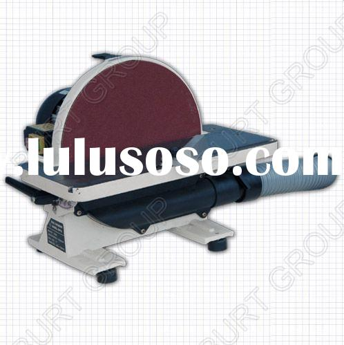"DS12 12"" DISC SANDER WITH CAST IRON TABLE"