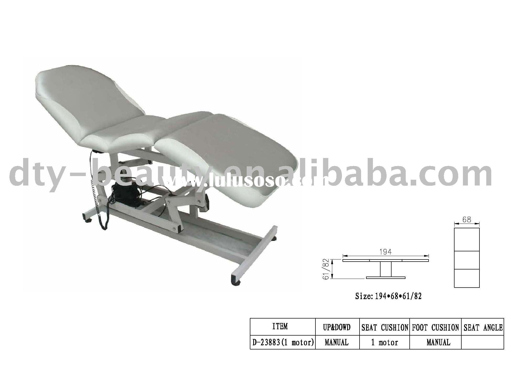 D-23883 Electric Facial Bed,beauty bed,beauty salon equipment