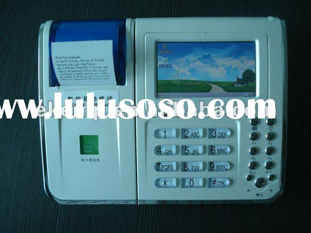 Desktop Bill Payment Machine with Contactless Card Reader