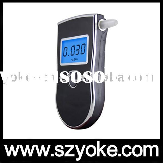 Digital Breath Alcohol Tester,Alcohol Tester,with mouthpiece,Digital display results (% BAC/ mg/l),b