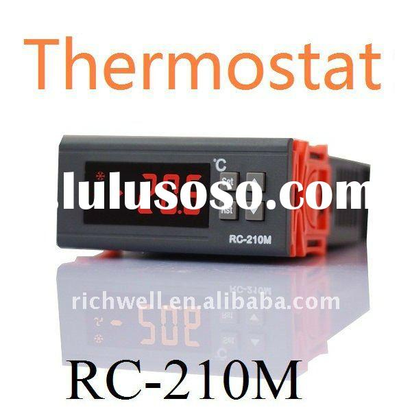 Digital thermostat with alarm function, room temperature controller, 220V, defrost controller