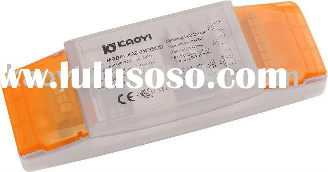 Dimmable Constant Current Led Driver -20w
