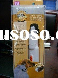 Dog Supplies -- - Love2Pet Nail Grinder Dog Grooming Tool Battery Operate