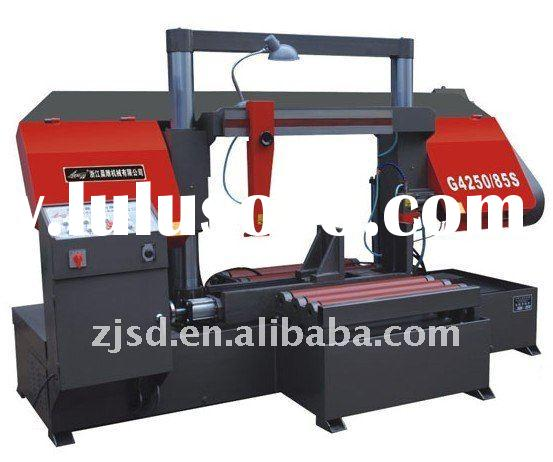 Double-column & double-cylinder metal bandsaw