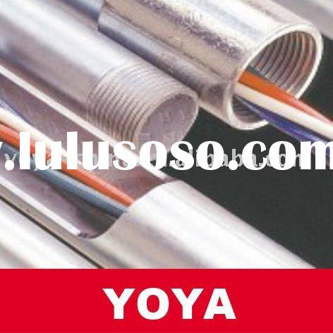 EMT Cable and Conduit(Electrical Metallic Tubing for wire)