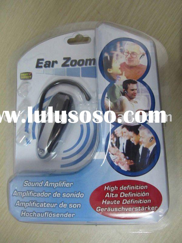 Ear Zoom, Mini Personal hearing aid, Electric control decive