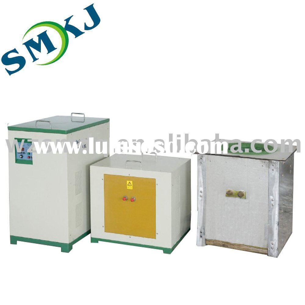 Electric Induction Smelting Furnace
