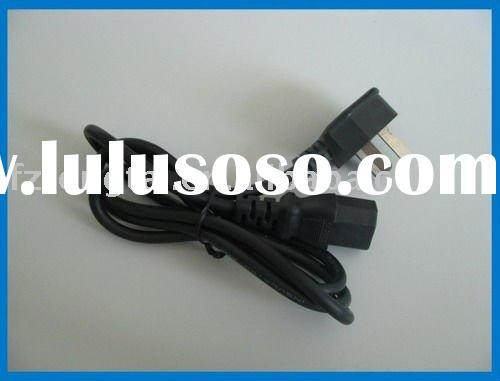 European AC power cable for laptop