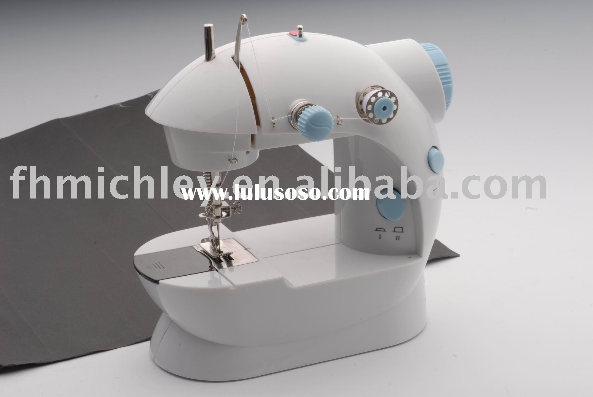 FHSM-202 as seen on tv! mini sewing machine with patent&ROHS,CE,UL-
