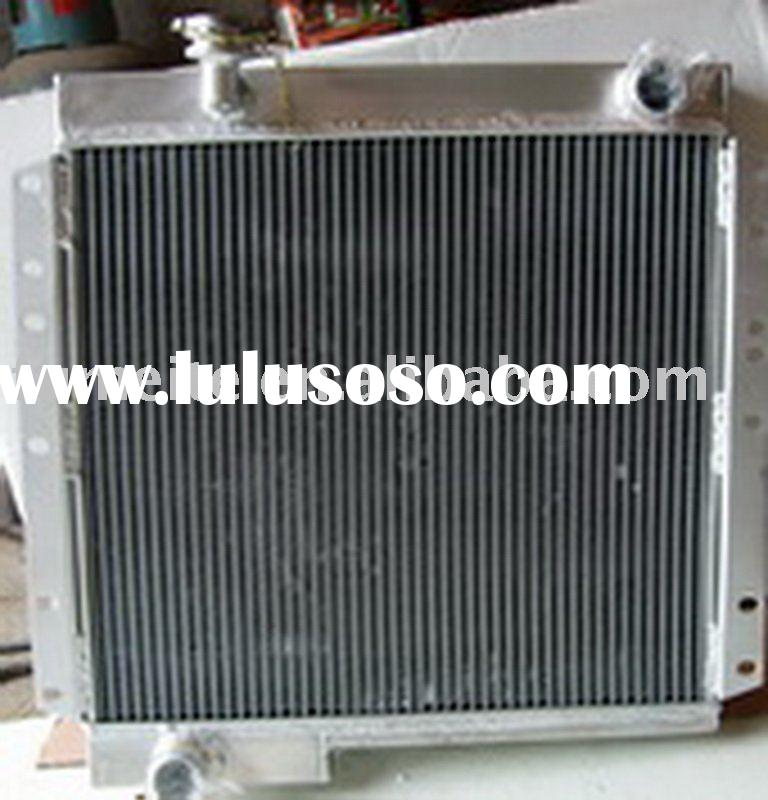 FOR TOYOTA landcruiser BJ40,AUTO PARTS,ALLOY aluminum RACING radiator