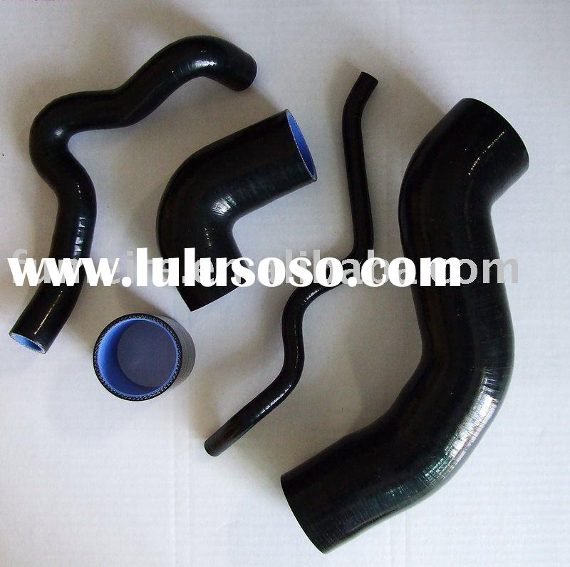 FOR VW GOLF IV / Bora 1.8T Silicone Turbo Hose Kit AUTO PARTS,radiator silicone hose kit PIPE BLUE