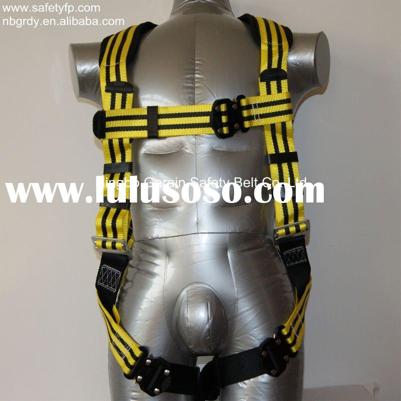 Fall protection Safety Harness ANSI z359.1 EN361 safety belt