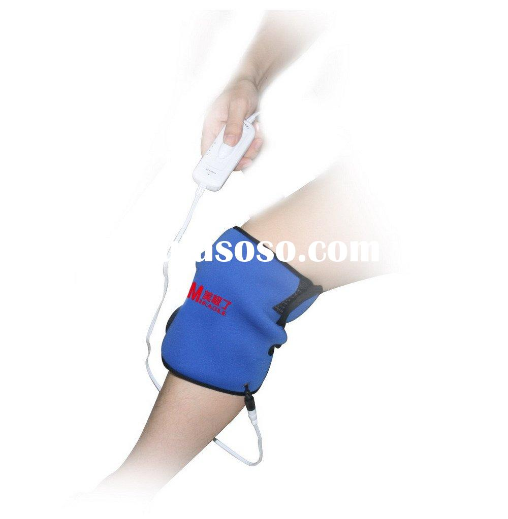 Far infrared heating pad for knee