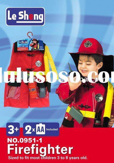 Firefighter Party Costume