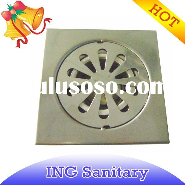 Floor Drains Stainless Steel Cover