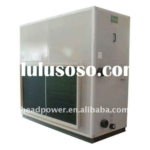 Floor standing chilled water air handling unit(AHU)