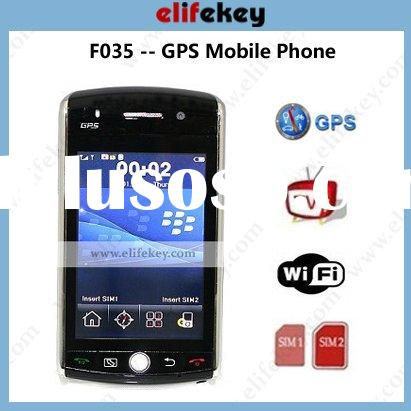 Fly-ying F035 Dual sim with Wifi TV GPS cell phone f035