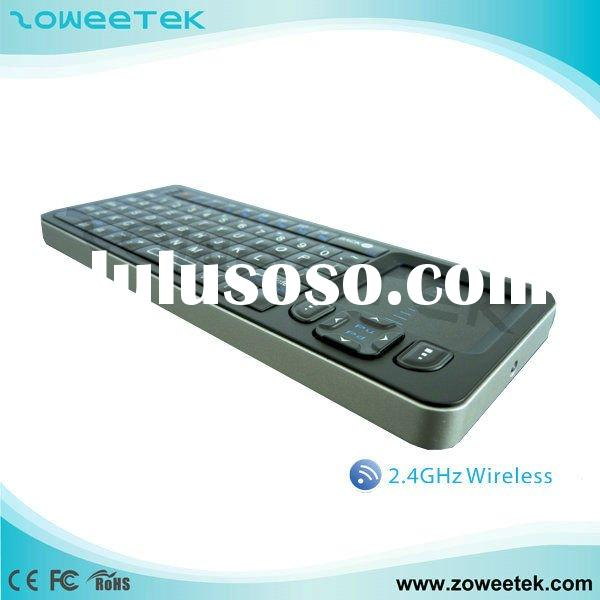 For Google TV, Android TV Box with IR control (3 in 1) Mini Remote Keyboard